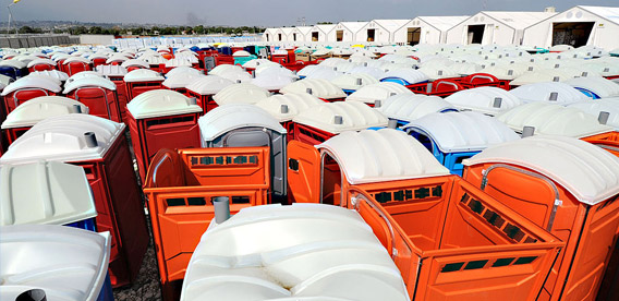 Champion Portable Toilets in Gahanna,  OH